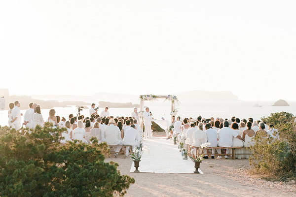 La ceremonia
