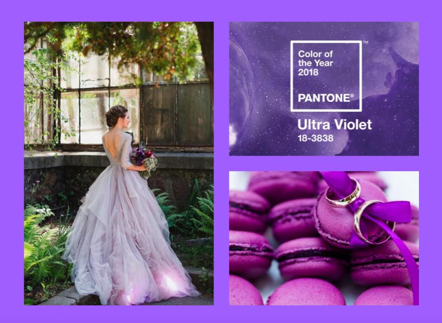 Ultra Violet: Pantone elige el ingenioso y creativo color del año 2018